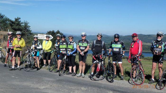 Douze Ours cyclistes