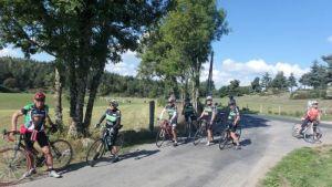 Cyclistes en vrac