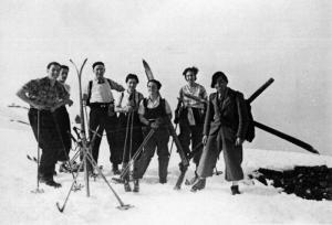 1939-40skiRandoPlateau01W